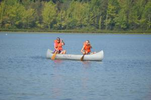 canoe-camp-warner-near-south-haven